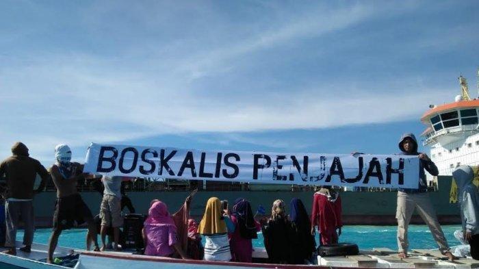 Kronologis Penangkapan Aktivis dan Nelayan Pulau Kodingareng, Bermula dari Aktivitas Tambang Pasir