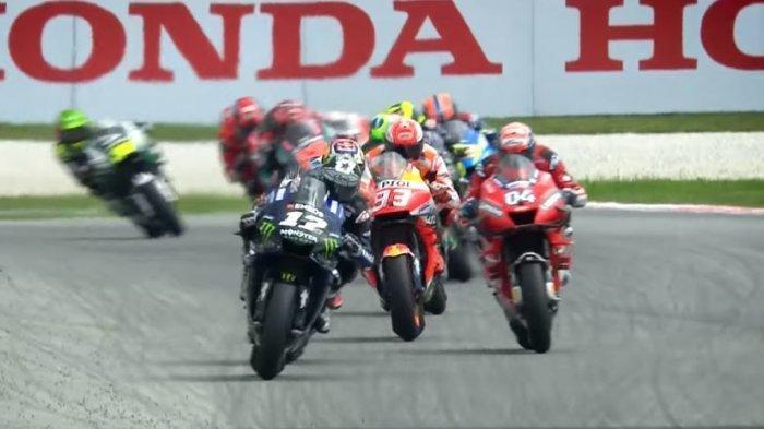 Link Live Streaming Trans7, MotoGP Catalunya 2020, Malam Ini, Gratis